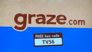 Graze.com TV Ad Promotion