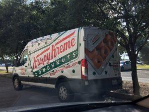 Krispy Kreme Texas