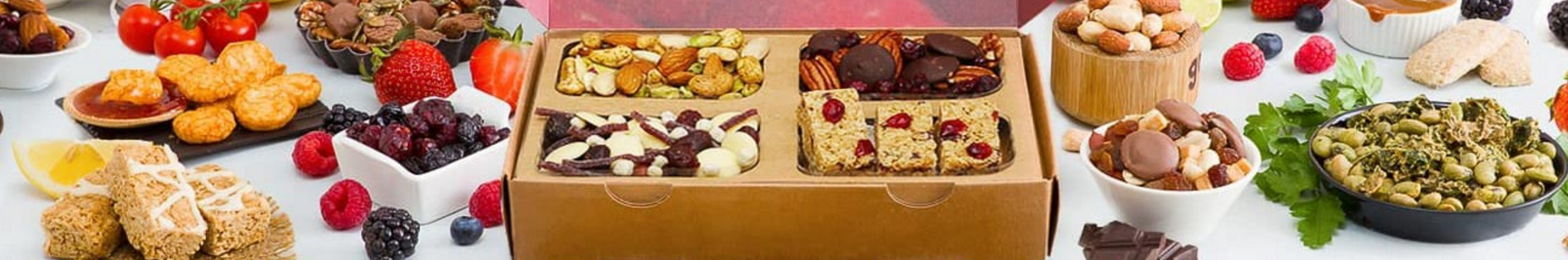 Healthy Variety Snacks with Graze.com