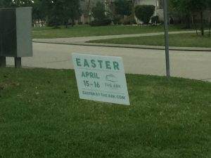 Easter at The Ark - Conroe Texas