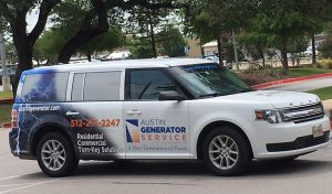 Austin, Texas - Residential, Commercial and Portable Generator Services