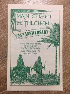 Main Street Bethlehem