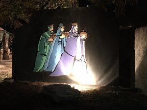 Three Wise Men - Main Street Bethlehem