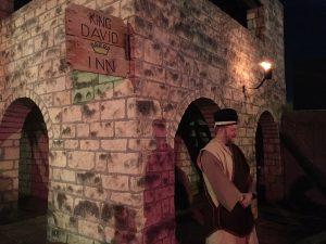 Main Street Bethlehem - King David Inn