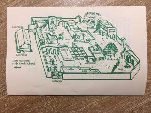 Mainstreet Bethlehem Map