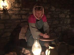Main Street Bethlehem - Clay Potter