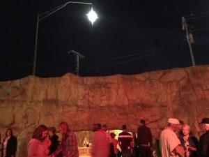 Main Street Bethlehem - Star of Bethlehem