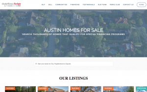 Austin Homes For Sale - AustinHomes.ForSale