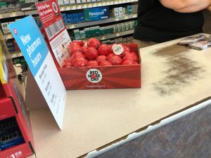 Walgreens Red Nose Day