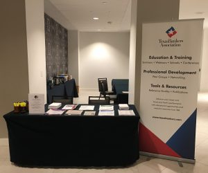 Texas Bankers Association Table