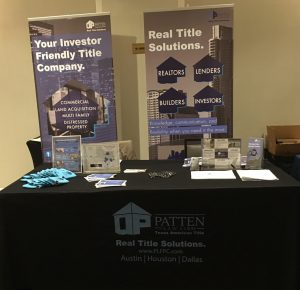 Patten Law Firm Table