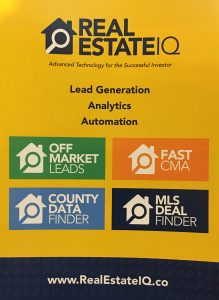 Real Estate IQ Flier
