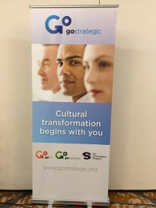 GoStrategic: Cultural Transformation Starts With You!