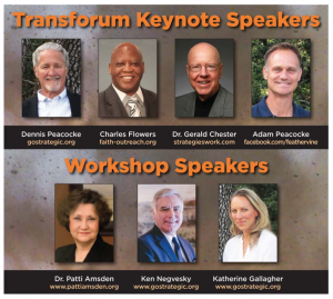 GoStrategic Transforum Speakers