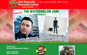 Winterville Watermelon Festival