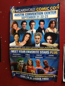 WizardWorld.com - Comic Con - Austin Convention Center