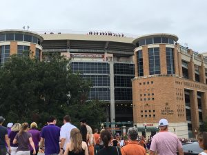 Texas Sports - Darrell K Royal Stadium - Austin, Texas