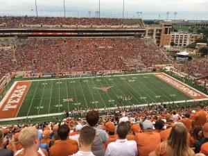 EQDepot.com - Darrell K Royal Stadium - Austin, Texas
