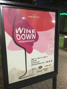 Wine Down Wednesdays - Austin, Texas - The Arboretum