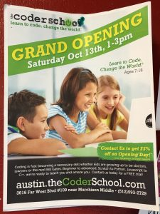 theCoderSchool - Grand Opening in Austin