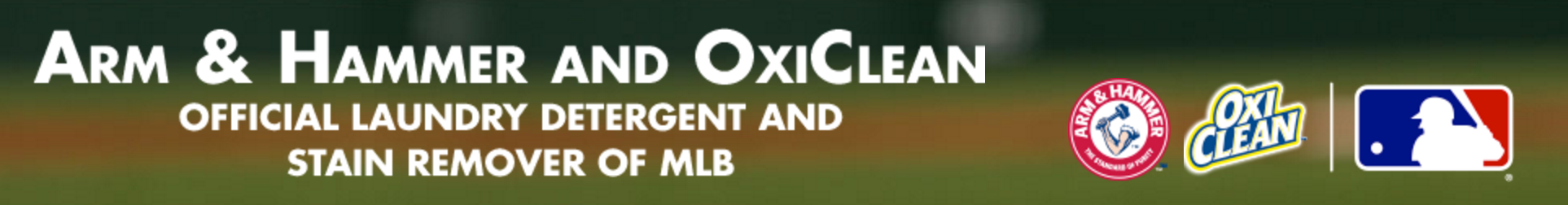 MLB Laundry Detergent And Stain Remover