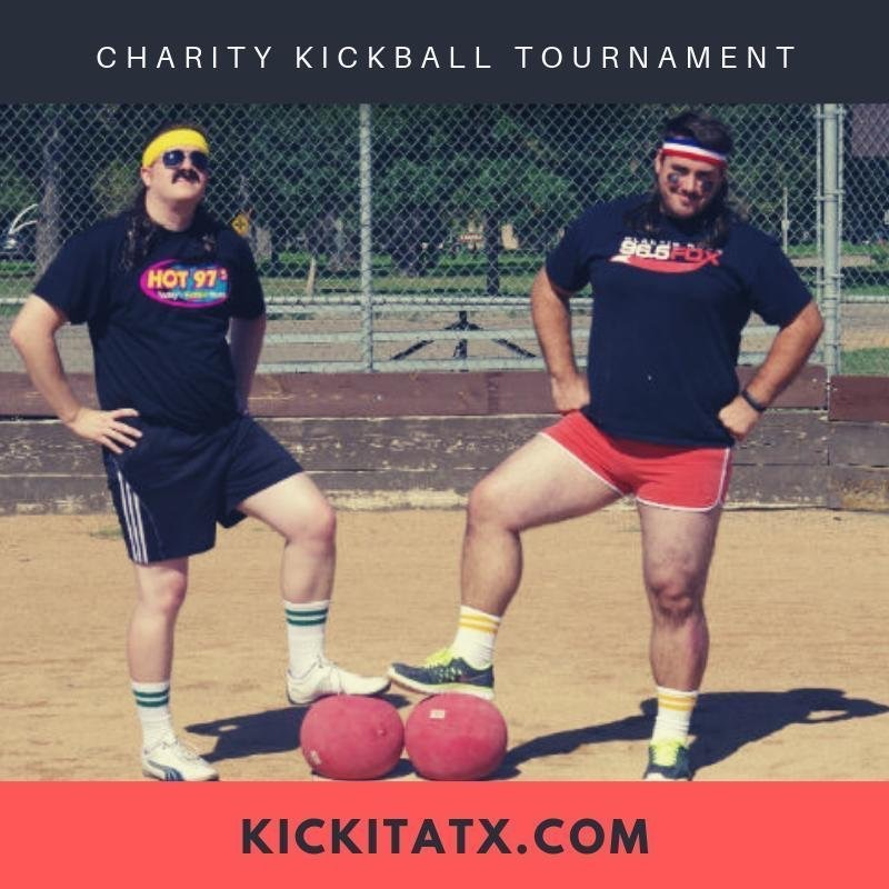 KickItATX.com: ATX Charity Kickball Tournament