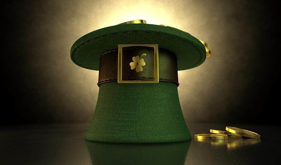 St. Patricks Day - .pub domain extensions