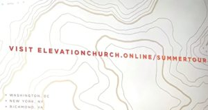 Elevation Church Summer Tour