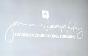 Join an Elevation eGroup today!