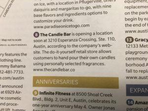 The Candle Bar - TheCandleBar.co