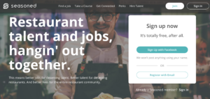 Seasoned.co - an online restaurant community