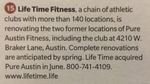 Life Time Fitness - LifeTime.Life