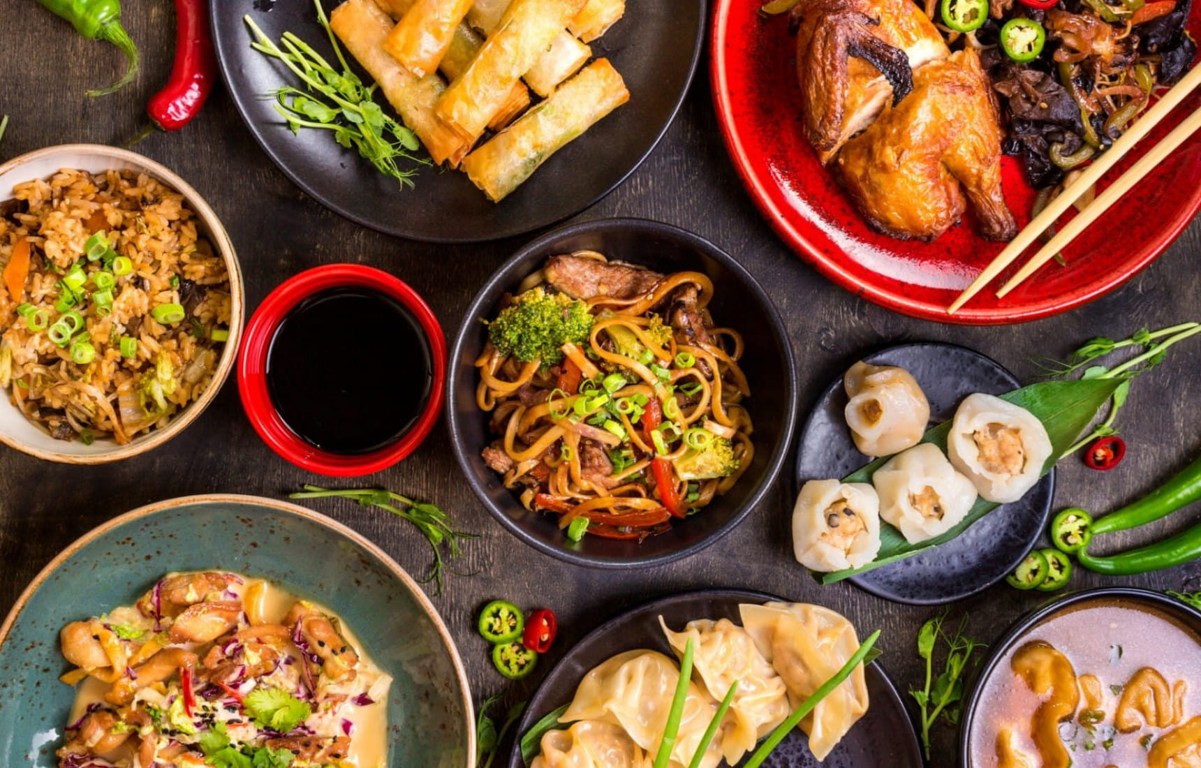 The Best Chinese .Delivery and .Catering in Austin