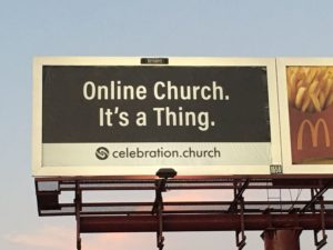 Online Church. It's a Thing. Celebration.Church